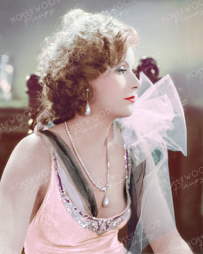 Greta Garbo in LOVE 1927 | Hollywood Pinups | Film Star Colour and B&W Prints