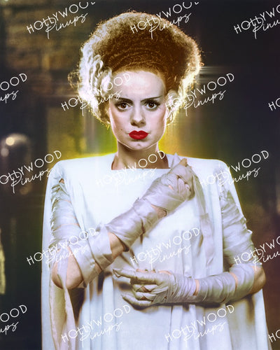 Elsa Lanchester in THE BRIDE OF FRANKENSTEIN 1935 | Hollywood Pinups Color Prints