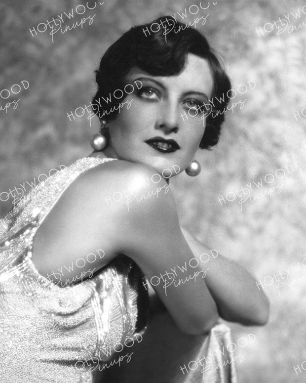 Joan Crawford Luminous Beauty 1928 by RUTH HARRIET LOUISE | Hollywood Pinups Color Prints