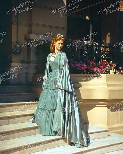 Moira Shearer THE RED SHOES 1948 Kodachrome | Hollywood Pinups | Film Star Colour and B&W Prints