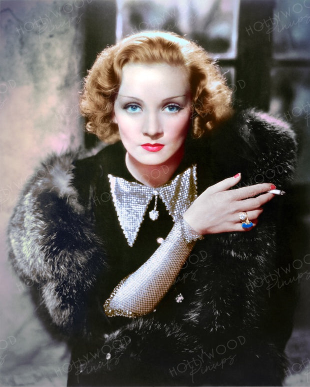 Marlene Dietrich SHANGHAI EXPRESS 1932 | Hollywood Pinups | Film Star Colour and B&W Prints