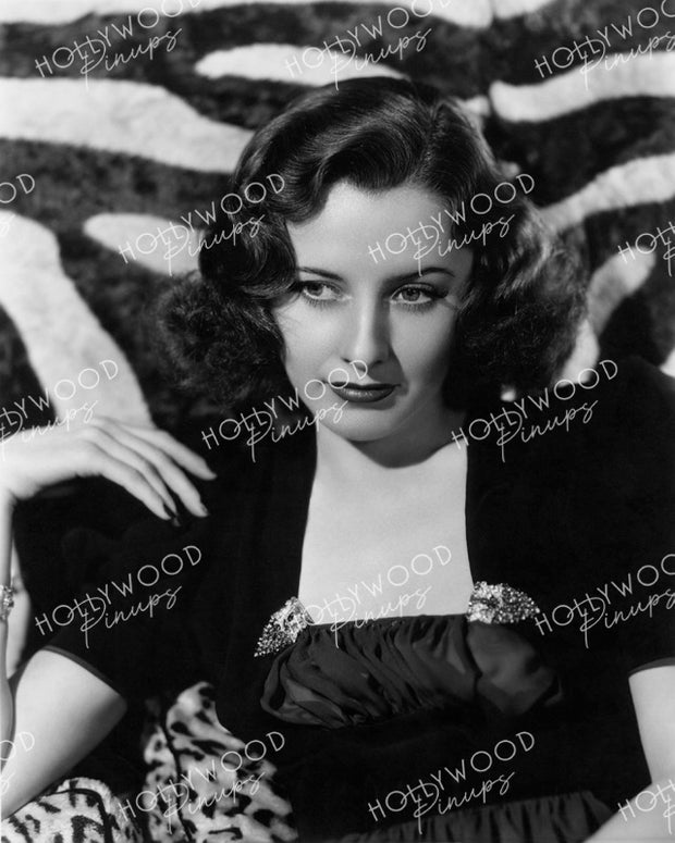 Barbara Stanwyck by JOHN MIEHLE 1938 | Hollywood Pinups Color Prints