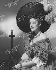 Linda Darnell FOREVER AMBER 1947 | Hollywood Pinups Color Prints