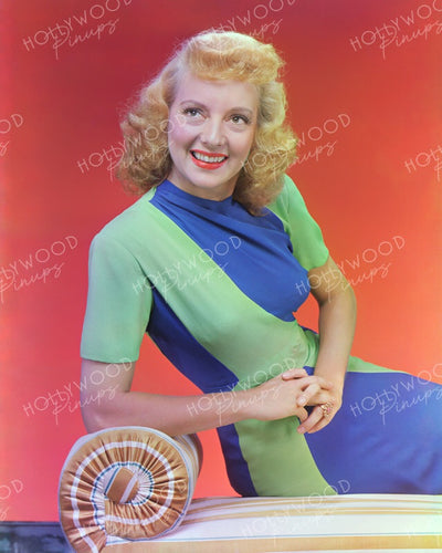 Evelyn Keyes Radiant Smile 1944 | Hollywood Pinups | Film Star Colour and B&W Prints