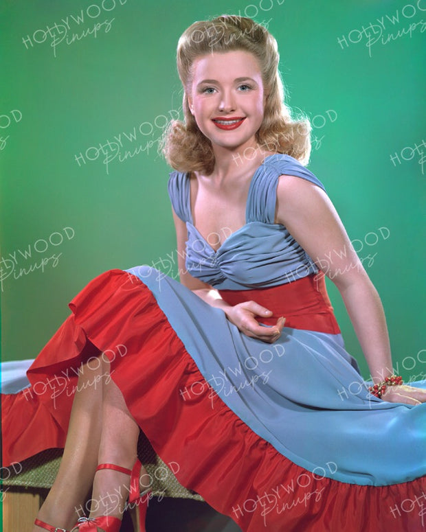 Priscilla Lane by JAMES DOOLITTLE 1942 | Hollywood Pinups | Film Star Colour and B&W Prints