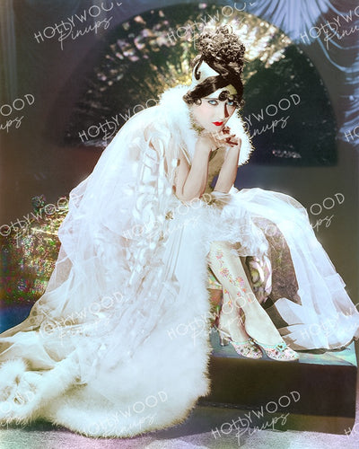 Gloria Swanson HER GILDED CAGE 1922 | Hollywood Pinups Color Prints