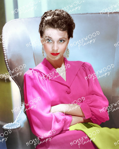 Vivien Leigh Pink Passion 1940 | Hollywood Pinups Color Prints