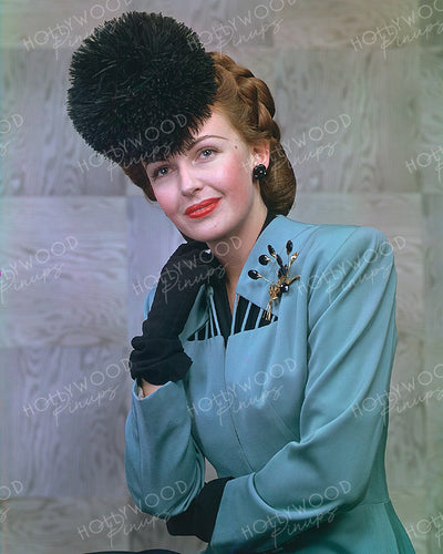 Frances Gifford Forties Fashion 1945 | Hollywood Pinups | Film Star Colour and B&W Prints