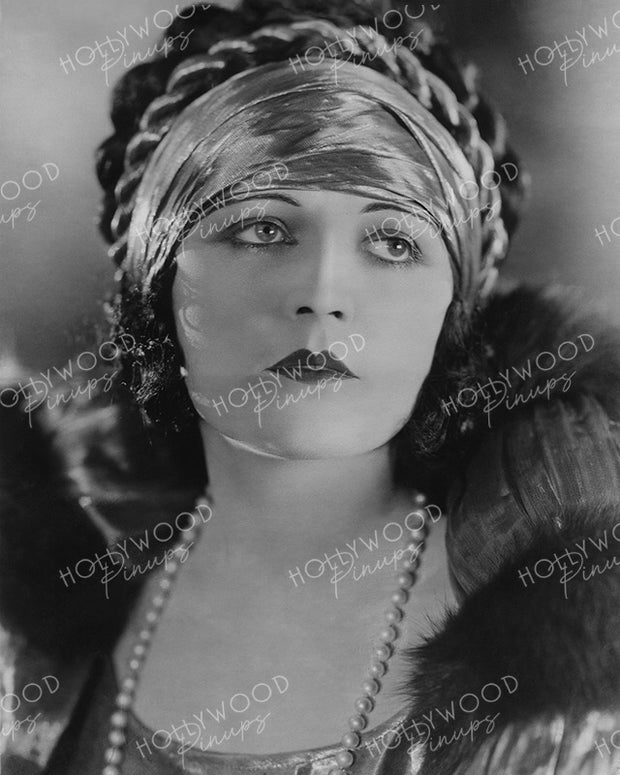 Pola Negri in THE CHEAT 1923 | Hollywood Pinups Color Prints