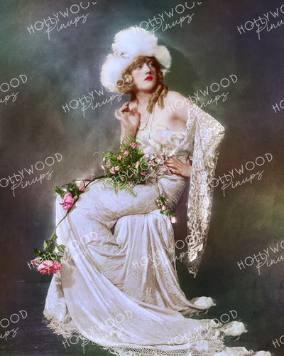 Marion Davies by ALFRED CHENEY JOHNSTON 1920 | Hollywood Pinups Color Prints