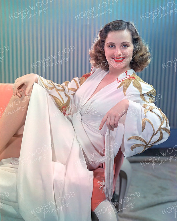 Constance Moore by JAMES DOOLITTLE 1941 | Hollywood Pinups | Film Star Colour and B&W Prints