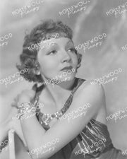 Claudette Colbert Shimmering Star 1935 | Hollywood Pinups Color Prints
