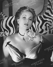 Ann Sothern in BROTHER ORCHID 1940 by George Hurrell | Hollywood Pinups Color Prints