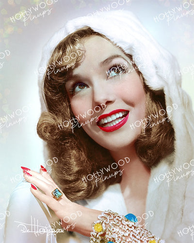 Lupe Velez by DE MIRJIAN Studios 1938 | Hollywood Pinups Color Prints