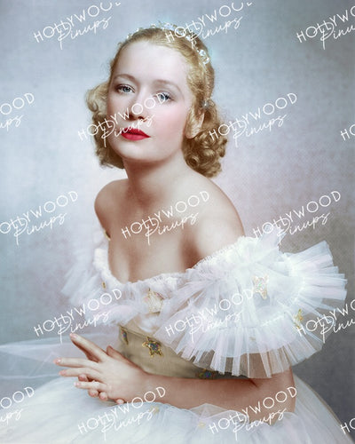 Miriam Hopkins in JEZEBEL 1933 Stage Play | Hollywood Pinups Color Prints