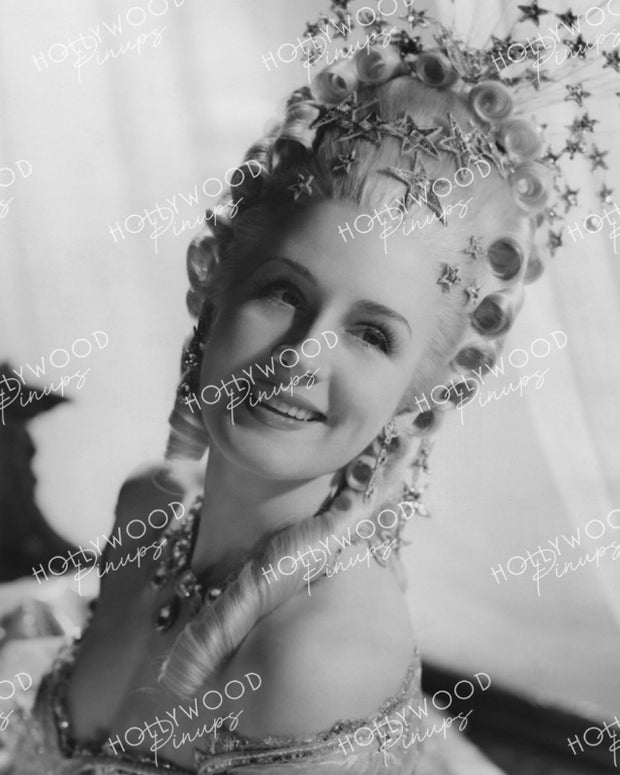 Norma Shearer in MARIE ANTOINETTE 1938 | Hollywood Pinups Color Prints