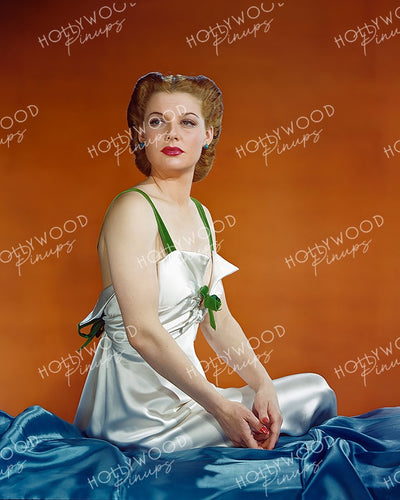 Ann Sheridan by DONALD BIDDLE KEYES 1939 | Hollywood Pinups Color Prints