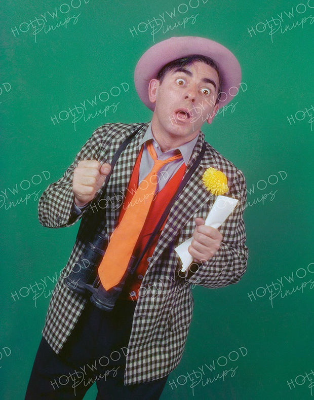 Eddie Cantor Colorful Character 1936 | Hollywood Pinups | Film Star Colour and B&W Prints