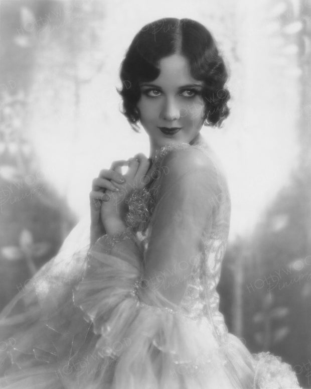 Mary Brian Dreamy Aura 1929 by EUGENE RICHEE | Hollywood Pinups | Film Star Colour and B&W Prints