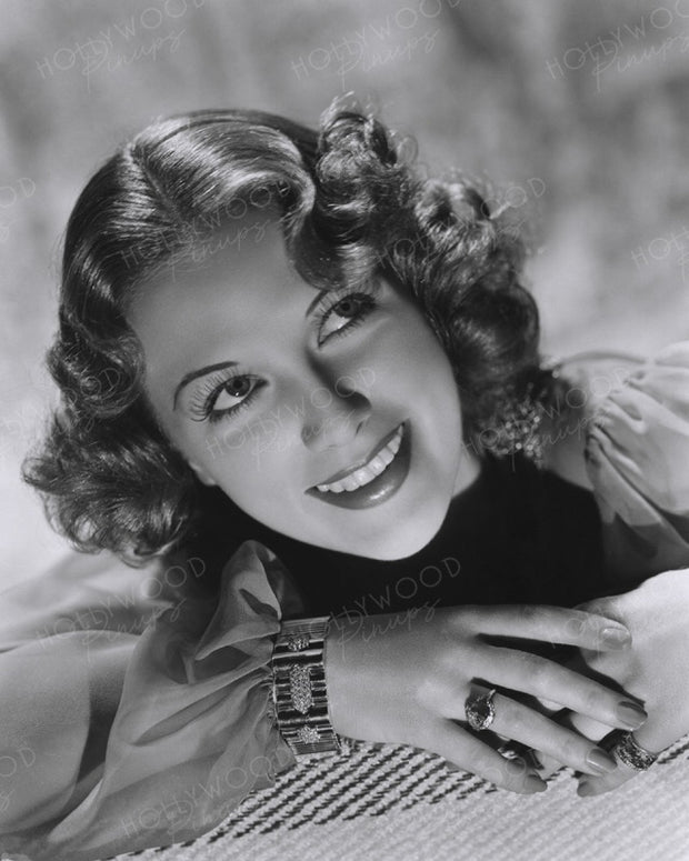 Eleanor Powell Smiling Beauty 1940 | Hollywood Pinups | Film Star Colour and B&W Prints