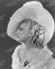 Madeleine Carroll Enchanting Profile 1936 | Hollywood Pinups Color Prints