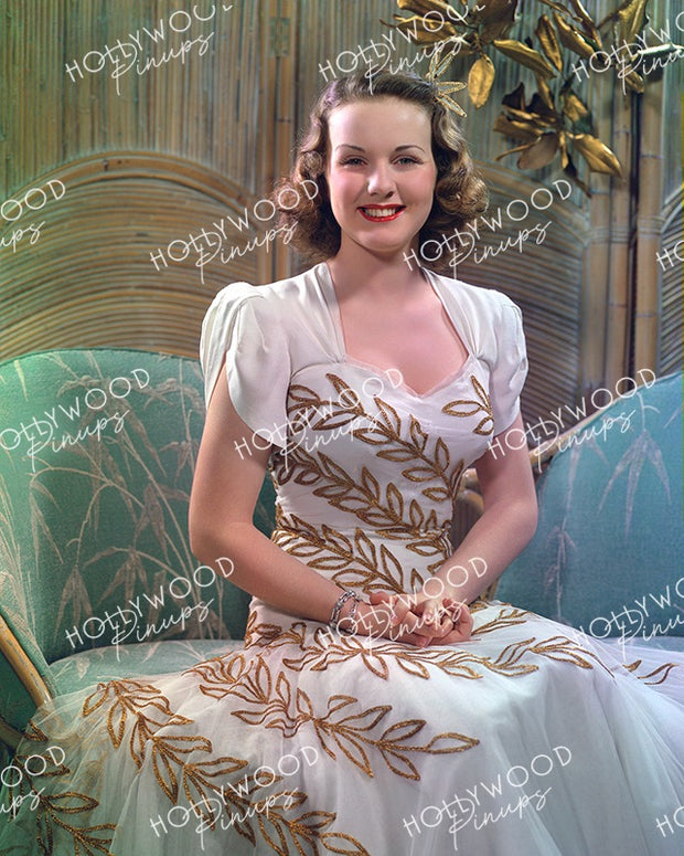 Deanna Durbin by JAMES DOOLITTLE 1940 | Hollywood Pinups Color Prints