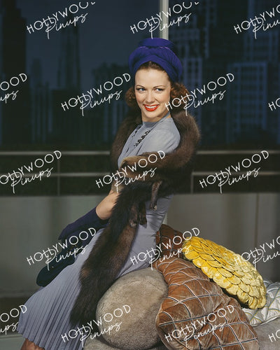 Eleanor Powell LADY BE GOOD 1941 Kodachrome | Hollywood Pinups Color Prints