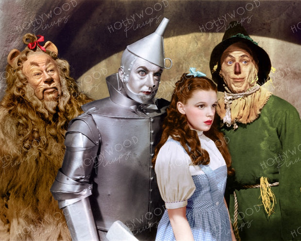 Judy Garland THE WIZARD OF OZ 1939 | Hollywood Pinups | Film Star Colour and B&W Prints