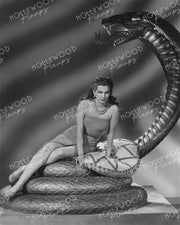 Maria Montez in COBRA WOMAN 1944 | Hollywood Pinups Color Prints