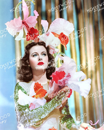 Hedy Lamarr ZIEGFELD GIRL 1941 | Hollywood Pinups Color Prints