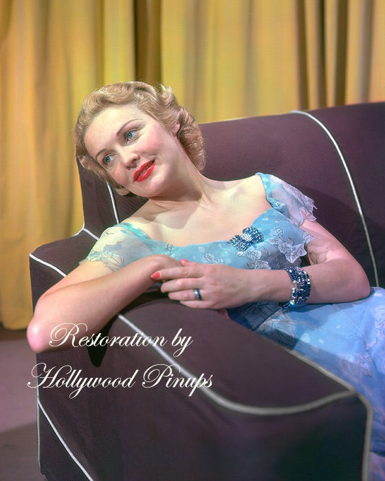Madeleine Carroll Dreamy Vision 1938 | Hollywood Pinups | Film Star Colour and B&W Prints