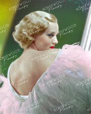 Shirley Grey Pretty Profile 1933 | Hollywood Pinups Color Prints