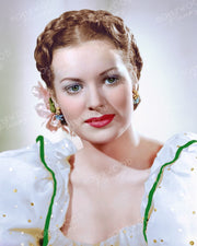 Maureen O'Hara in THEY MET IN ARGENTINA 1940 | Hollywood Pinups | Film Star Colour and B&W Prints
