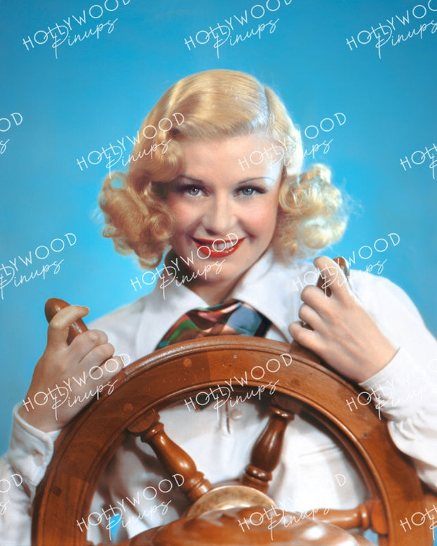 Ginger Rogers FOLLOW THE FLEET 1936 - NEW ! | Hollywood Pinups | Film Star Colour and B&W Prints