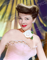 Kathryn Grayson Glamour Doll by BULL 1943 | Hollywood Pinups | Film Star Colour and B&W Prints