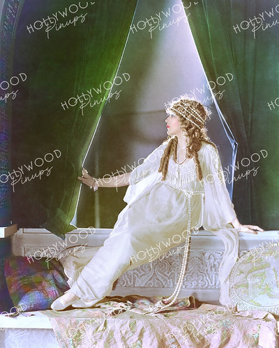 Mary Pickford in SUDS 1920 by James Abbe | Hollywood Pinups Color Prints