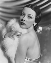 Patricia Morison Sultry Glamour 1939 | Hollywood Pinups | Film Star Colour and B&W Prints