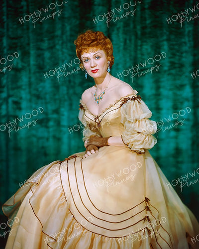 Eve Arden in SONG OF SCHEHERAZADE 1947 | Hollywood Pinups Color Prints