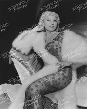 Mae West Floral Fantasy 1934 | Hollywood Pinups Color Prints