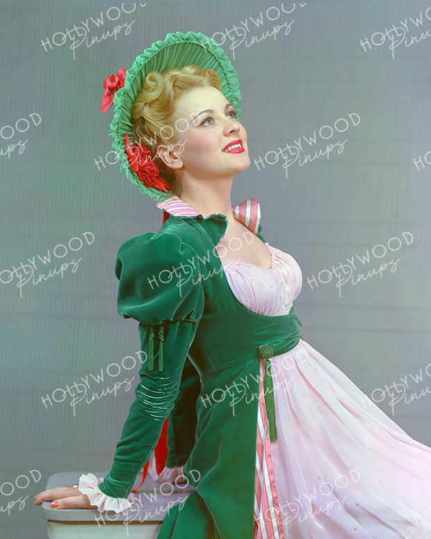 Anne Jeffreys Green Velvet 1946 | Hollywood Pinups Color Prints