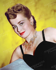 Olivia de Havilland Star Necklace 1941 | Hollywood Pinups | Film Star Colour and B&W Prints