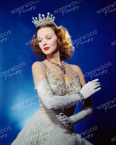 Lucille Bremer in ZIEGFELD FOLLIES 1946 | Hollywood Pinups Color Prints