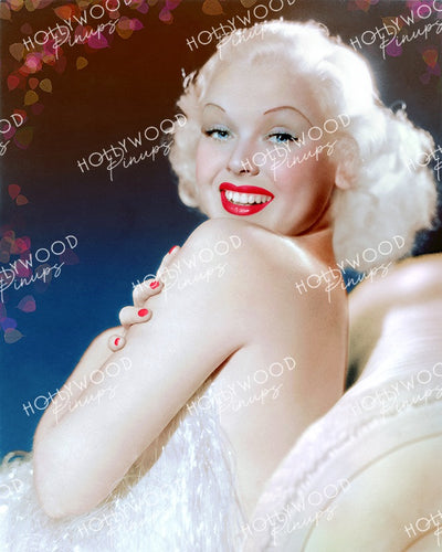 Toby Wing Frothy Blonde 1934 - NEW !