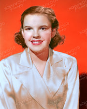 Judy Garland Satin Sheen 1937 | Hollywood Pinups | Film Star Colour and B&W Prints