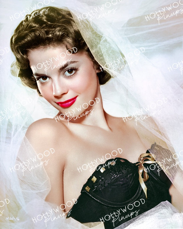 Natalie Wood MARJORIE MORNINGSTAR 1958 | Hollywood Pinups Color Prints