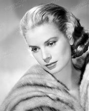 Grace Kelly Timeless Beauty 1954 | Hollywood Pinups | Film Star Colour and B&W Prints