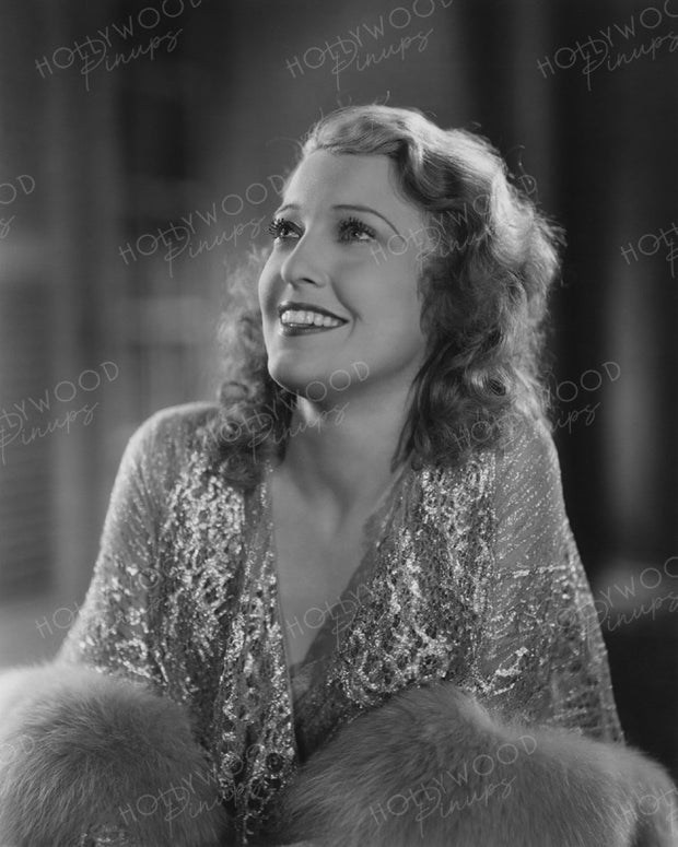 Jeanette MacDonald in LOVE ME TONIGHT 1932 | Hollywood Pinups | Film Star Colour and B&W Prints