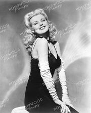 Dolores Moran Bombshell Blonde 1943 | Hollywood Pinups Color Prints