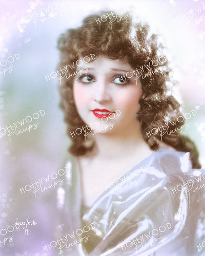 Madge Bellamy Cupid Doll 1923 by EVANS | Hollywood Pinups Color Prints