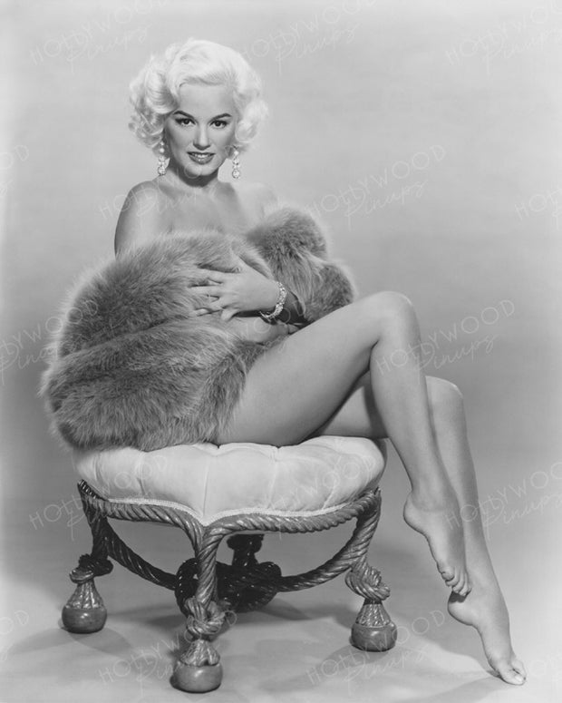 Mamie Van Doren in GIRLS TOWN 1959 | Hollywood Pinups | Film Star Colour and B&W Prints